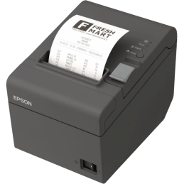 PRINTER EPSON THERMAL TMT82 - 304 USB + PARARELL