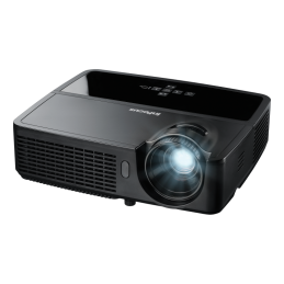 LCD PROJECTOR INFOCUS IN2124A (BLACK)