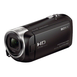 Handycam Sony PJ-410