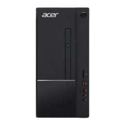 PC Desktop ACER ATC 860 i5-8400 DOS + Monitor 19,5''