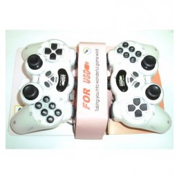 GAMEPAD DOUBLE SHOCK2 USB-168D WHITE