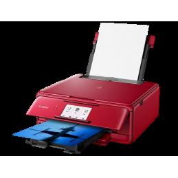 Printer Canon TS8070 Red