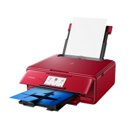 PRINTER CANON TS8070 RED
