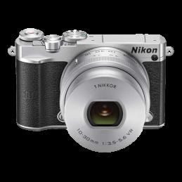 Camera NIKON 1 J5 Kit 10-30mm Silver