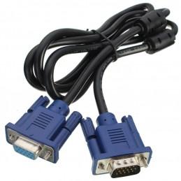 Kabel VGA M/F 1,5M