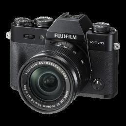 Camera FUJIFILM X-T20 16-50mm Black
