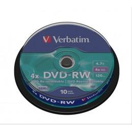 DVD-RW VERBATIM ISI 10