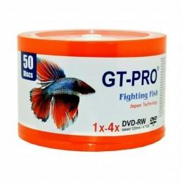 DVD-RW GT-PRO Fighting FISH (50PCS)