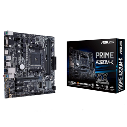 MB AM4 ASUS PRIME A320M-K (DDR4)
