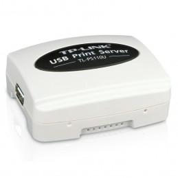 TP-LINK TL-PS110U PRINT SERVER SINGLE USB 2.0