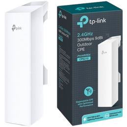 TP-LINK CPE210 2,4GHZ 300Mbps OUTDOOR CPE