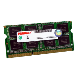 DDR 3L NB VISIPRO 4GB