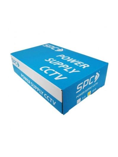 SPC ADAPTOR CCTV JARING 12V-10A