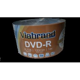 DVD-R VIABRAND (ISI 50)