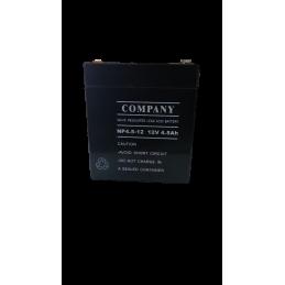 BATT UPS 12V-4,5AH