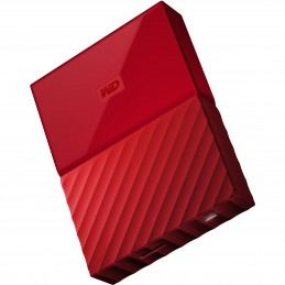 HDD EXT WD MY Passport 2TB red