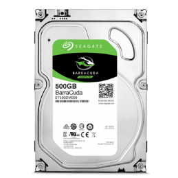 HDD Seagate 500GB (ST500DM009) Barracuda