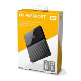 HDD EXT WD MY PASSPORT 2TB BLACK