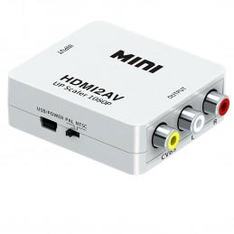 Converter HDMI to RCA (HDMI2AV)