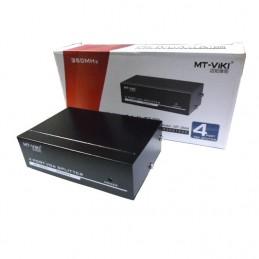 VGA Splitter 1-4 Port MT-3504 350Mhz