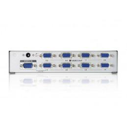 VGA Splitter 1-4 Port VGA-2004 200Mhz