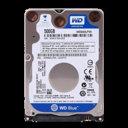 HDD NB WD 500GB (WD5000LPCX) BLUE
