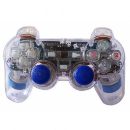 GAMEPAD SINGLE GETAR TRANSPARAN