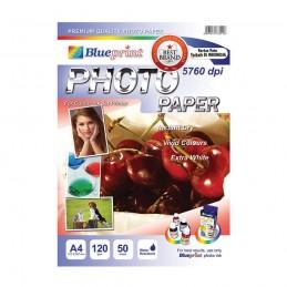 BLUEPRINT A4 120gsm PHOTO PAPER ( cherry )