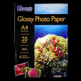 BLUEPRINT A4 180gsm PHOTO PAPER GARANTIE