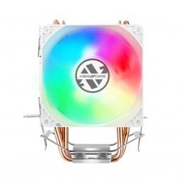 Fan Processor Abkoncore Coolstorm T407W RGB