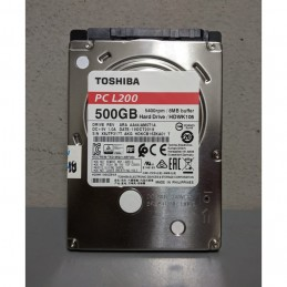 HDD NB Toshiba 500Gb (HDWK105) PC L200