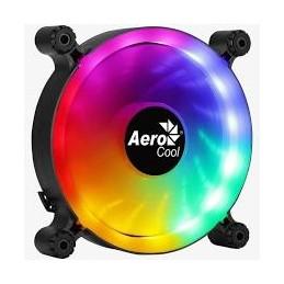 FAN CASING AEROCOOL SPECTRO 12 LED RGB
