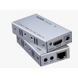 Converter Fiber Video Media SC To HDMI