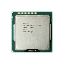 CPU Intel LGA 1155 Core i5-2500 (3.30GHz up to 3.70GHz, 6M Cache )