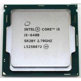 CPU Intel Core I5-6400 (2,70GHz, 6M Cache)
