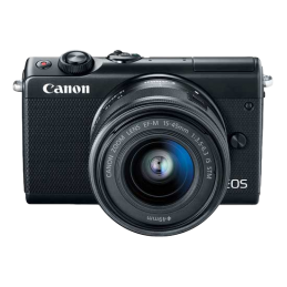 Camera Canon M200 Kit EF-M 15-45mm