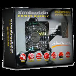 Power supply Simbadda 500W