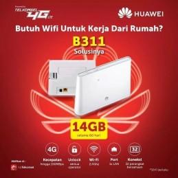 Modem Huawei Mifi CPE B311AS-853 LTE