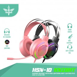 Headset Gaming NYK HSN-10 Knight