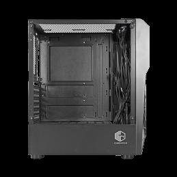 Casing Cube Gaming Kaggen + 1 fan (No PSU)