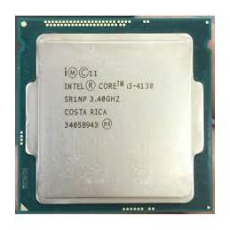 CPU Intel Core i3-4130 (3,4GHZ, 3MB Cache)