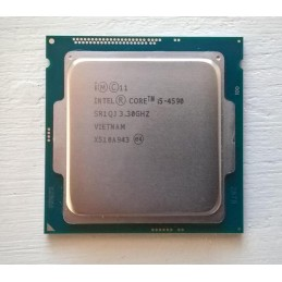 CPU Intel Core i5-4590 (3,3GHZ up to 3,7GHZ, 6MB Cache)