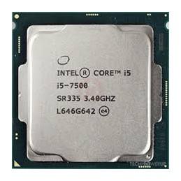 CPU Intel Core i5-7500