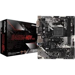 MB AM4 Asrock B450M-HDV R4.0 (DDR4)