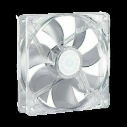 Fan casing lampu 12cm transparant