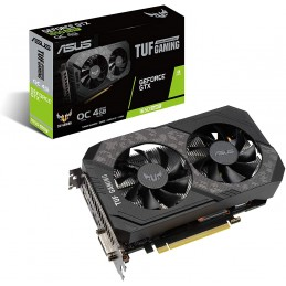 VGA Asus GTX1650 TUF Gaming 4GB DDR6 OC