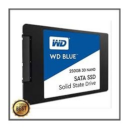 HDD SSD WD Blue 250GB WD250G2B0A