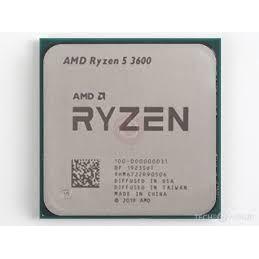 CPU AMD Ryzen 5-3600 (4,2Ghz