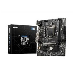 MB LGA1200 MSI H410M Pro-E (DDR4)