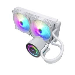 Fan Processor Darkflash Twister ARGB DX-240 White